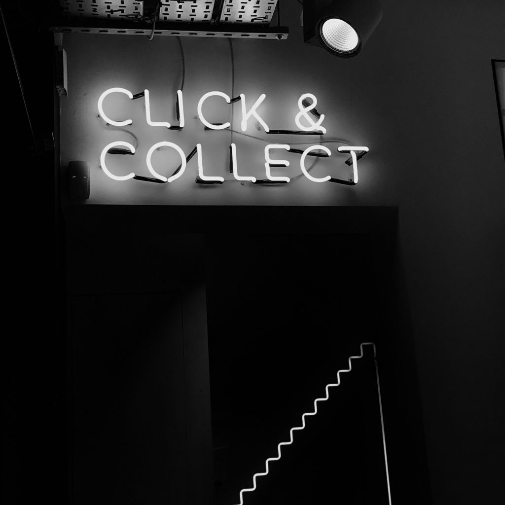 We now offer click and collect from Jam Packed HQ